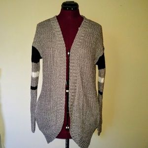 Ultra Flirt Slouchy Cardigan Open Front NW…